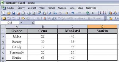 Jak Spravne Vkladat Vzorce V Excelu Jnp Cz